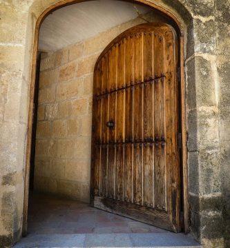 ¿Cómo reforzar tu puerta?