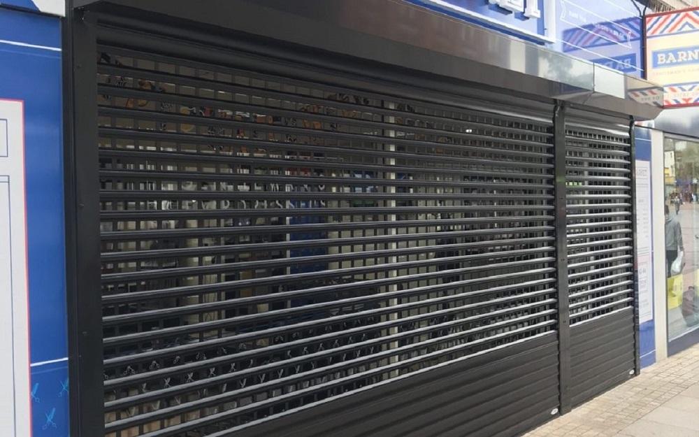 persianas de seguridad en Bilbao metalicas comerciales
