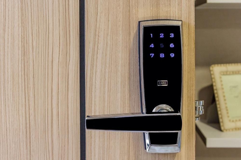 cerradura electronica de calidad seguridad en Bilbao