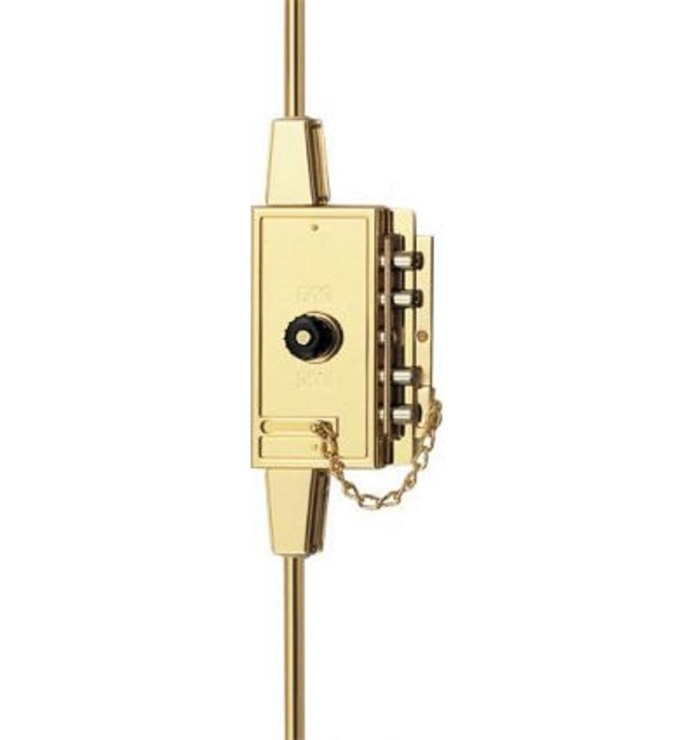 Cerradura de sobreponer Fac MB-86-P