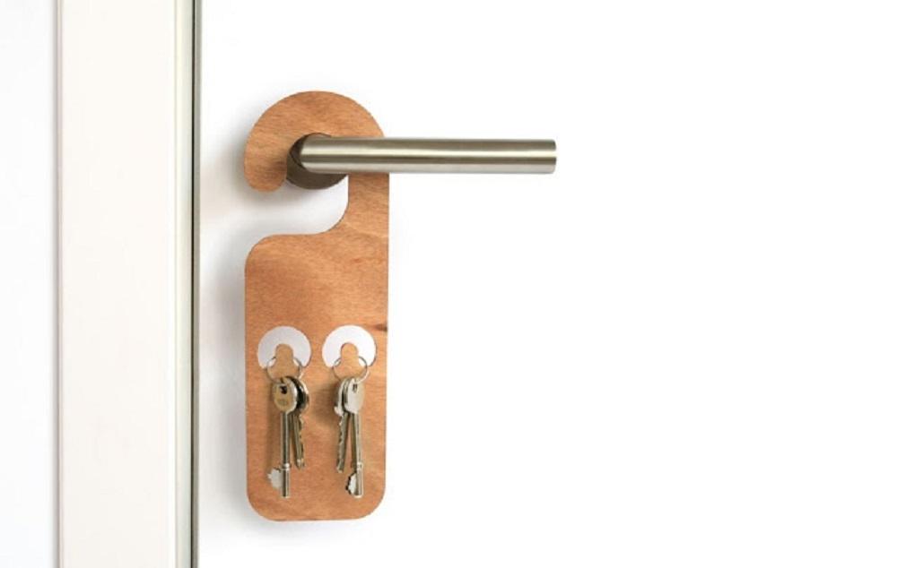 No te olvides las llaves