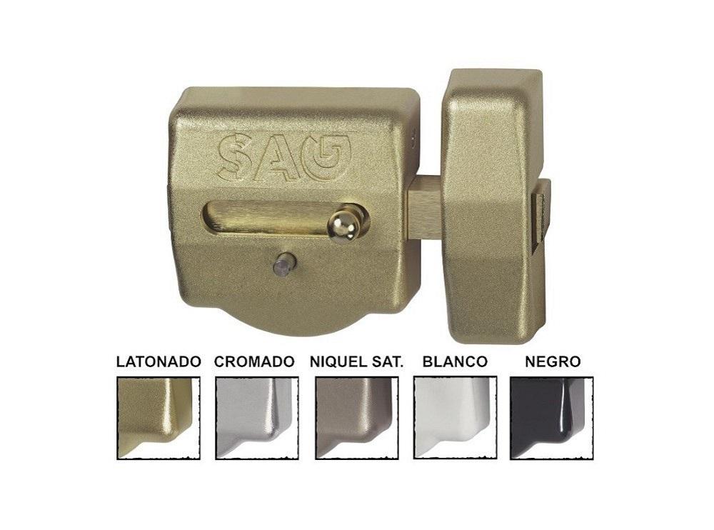 ¿Cuánto cuesta cambiar una cerradura? ¿Cuánto cuesta un cerrojo? Cerrojo Sag.