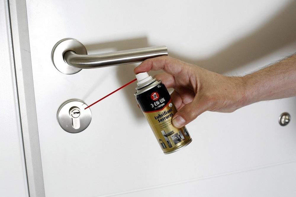 producos limpieza lubricante cerraduras correctos