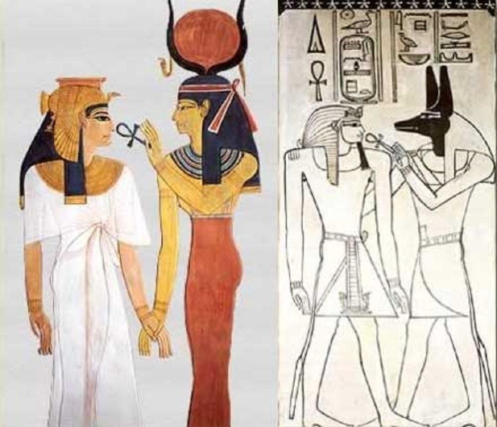 Historia de la cerrajería egipto